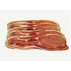Smoked Middle Bacon (English)